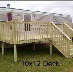 Best Ready Deck Gallery Ready Decks Mobile Home Porch 400 x 300