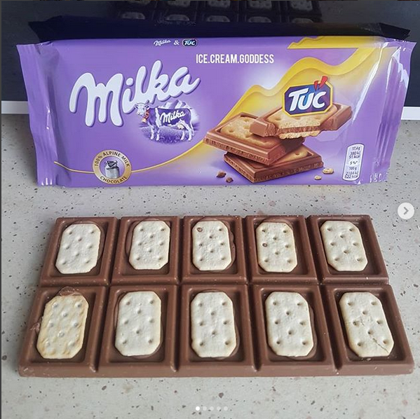 Milka Tuc This Is One Of My Favourite Milka Bars
