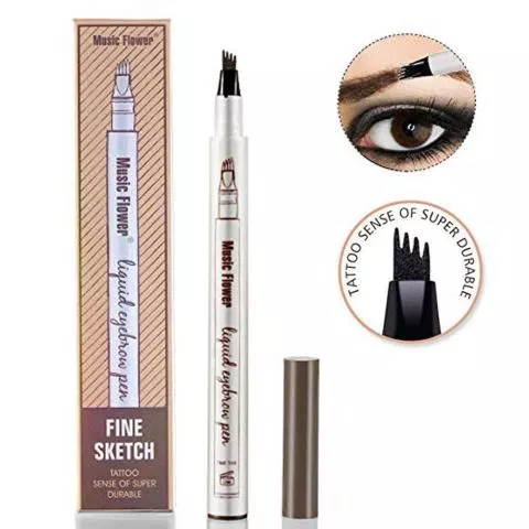 Music Flower Eyebrow Tattoo Pen Top 5 Best Maybelline Tattoo Brow Ink Pen In 2019 Review Product Waterproof Eyebrow Pencil Eyebrow Pencil Waterproof Eyebrow