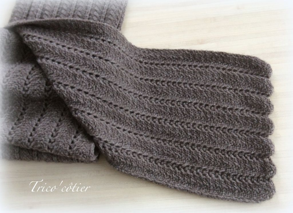 brrrr echarpe et tuto pour contrer le froid tricot homme pinterest knitting tricot. Black Bedroom Furniture Sets. Home Design Ideas