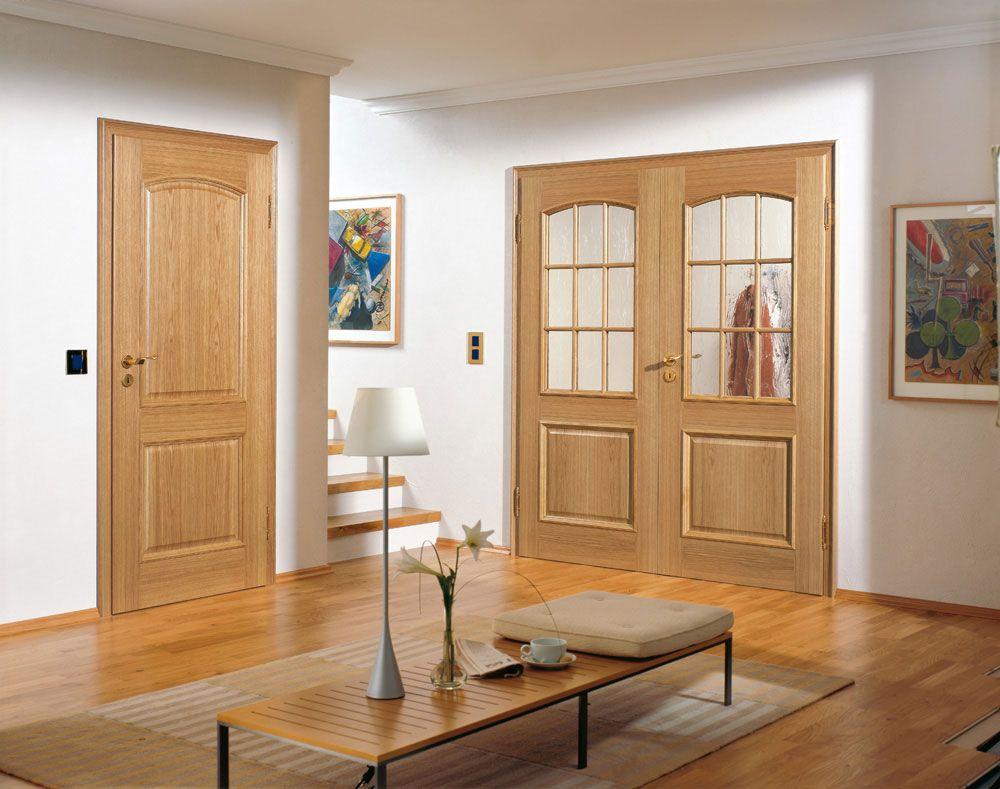 Преимущества использования межкомнатных дверей