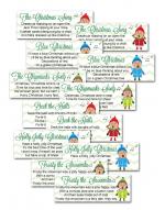 Christmas gift exchange ideas poems