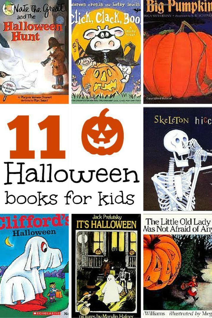 eleven halloween books for kids - Halloween Books For Babies