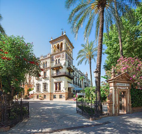 Celebrate Your Wedding Spanish Style Hotel Alfonso Xiii