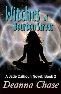 Witches Of Bourbon Street Jade Calhoun Series 2 Books Books