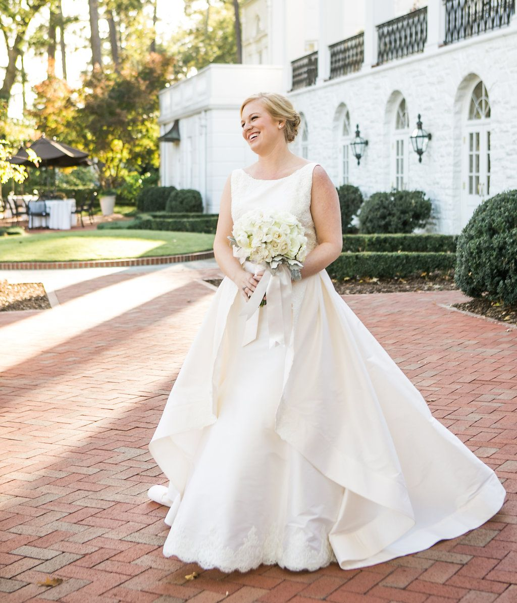 Classically Elegant Wedding At Mountain Brook Club