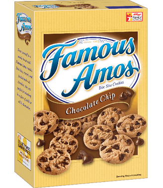 Famous Amos Cookies Coupon Famous Amos Cookies Amos Cookies Famous Amos