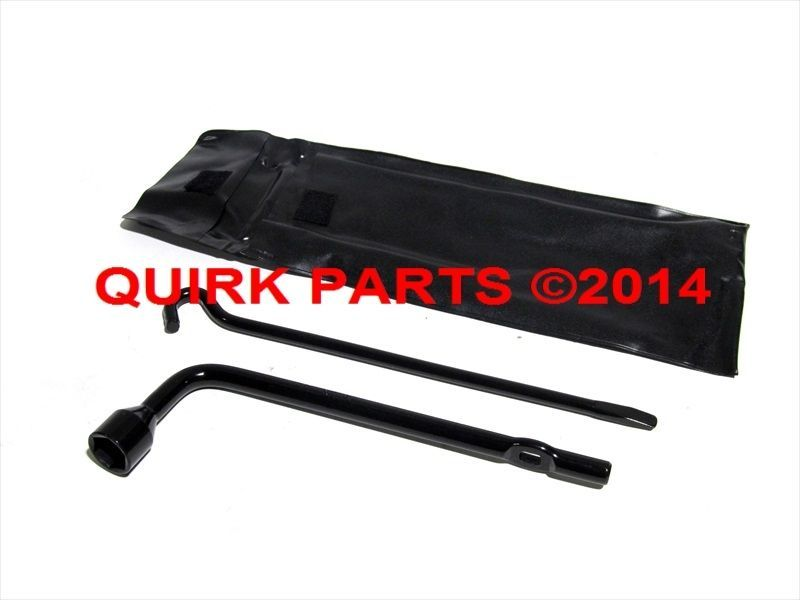 1993-2011 Nissan Altima Sentra Versa Car Jack Spare Tire Tool Kit OE NEW Genuine #Nissan