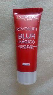 Maquiagem de óculos: Segunda chance: Revitalift Blur Mágico, L'Oréal
