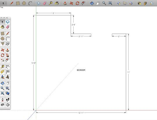 Online Floorplan Tools for Design and Furniture Layout? u2014 Good - best of blueprint design for mac