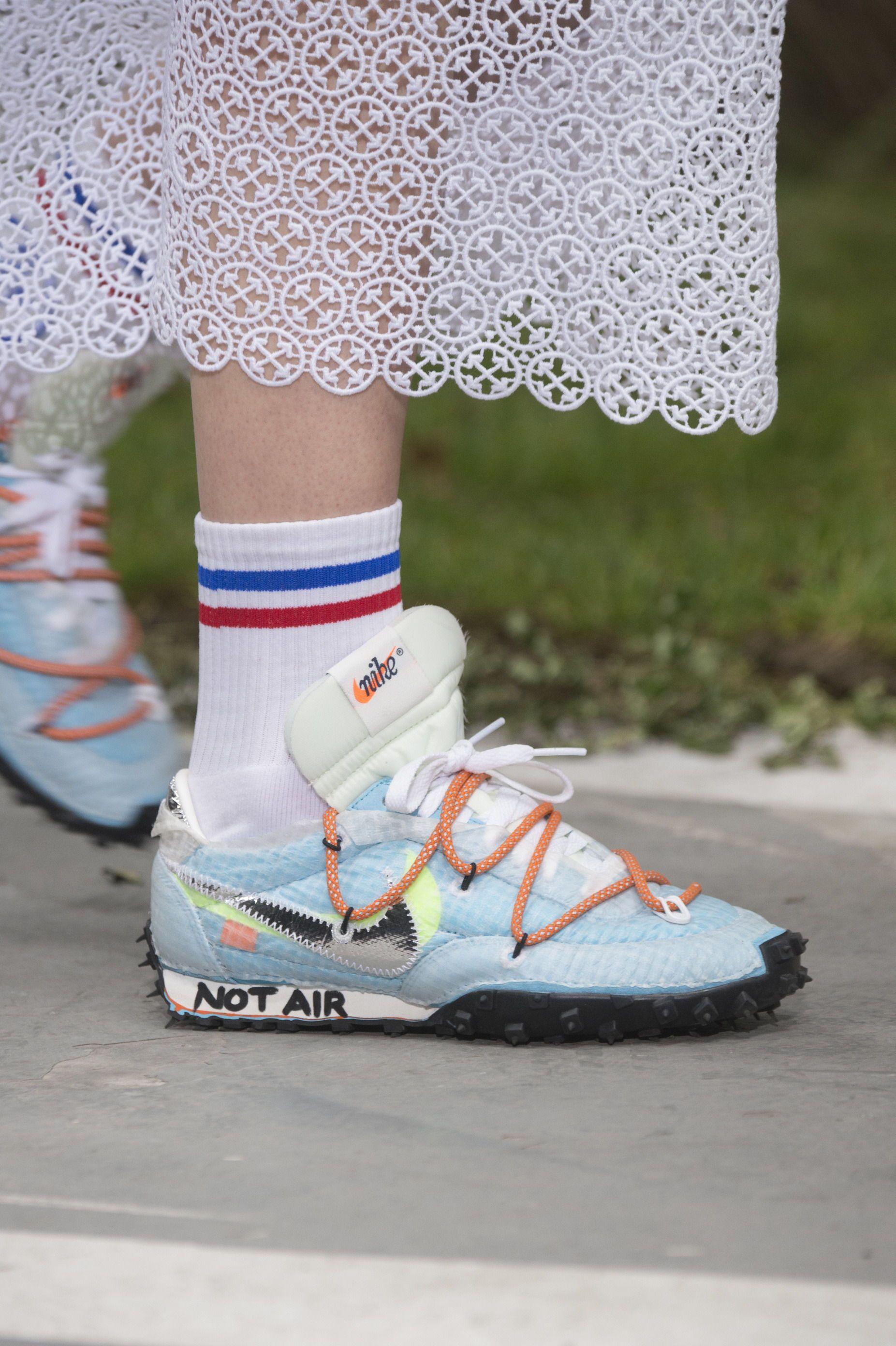 ae836118b0 Das ist der neuste Sneaker von Virgil Abloh für Off-White und Nike. Beim