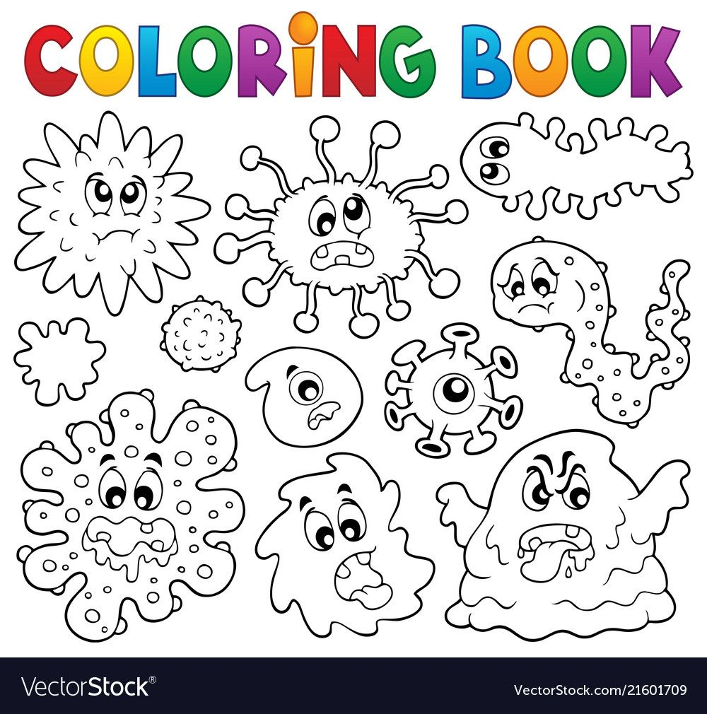 Pin By Evy On Coloring Book Coloring Books Germ Crafts Drawing Book Pdf [ 1010 x 1000 Pixel ]