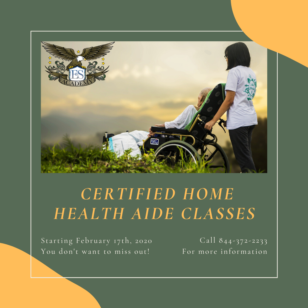 Become A Certified Home Health Aide Today Classes Starting February 17th 2020 Chha Nurse Seniorcare In 2020 Home Health Aide Education Success Nursing Facility