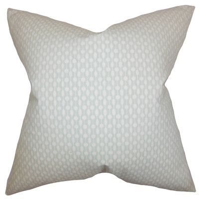 The Pillow Collection Haley Floral Bedding Sham Natural European//26 x 26