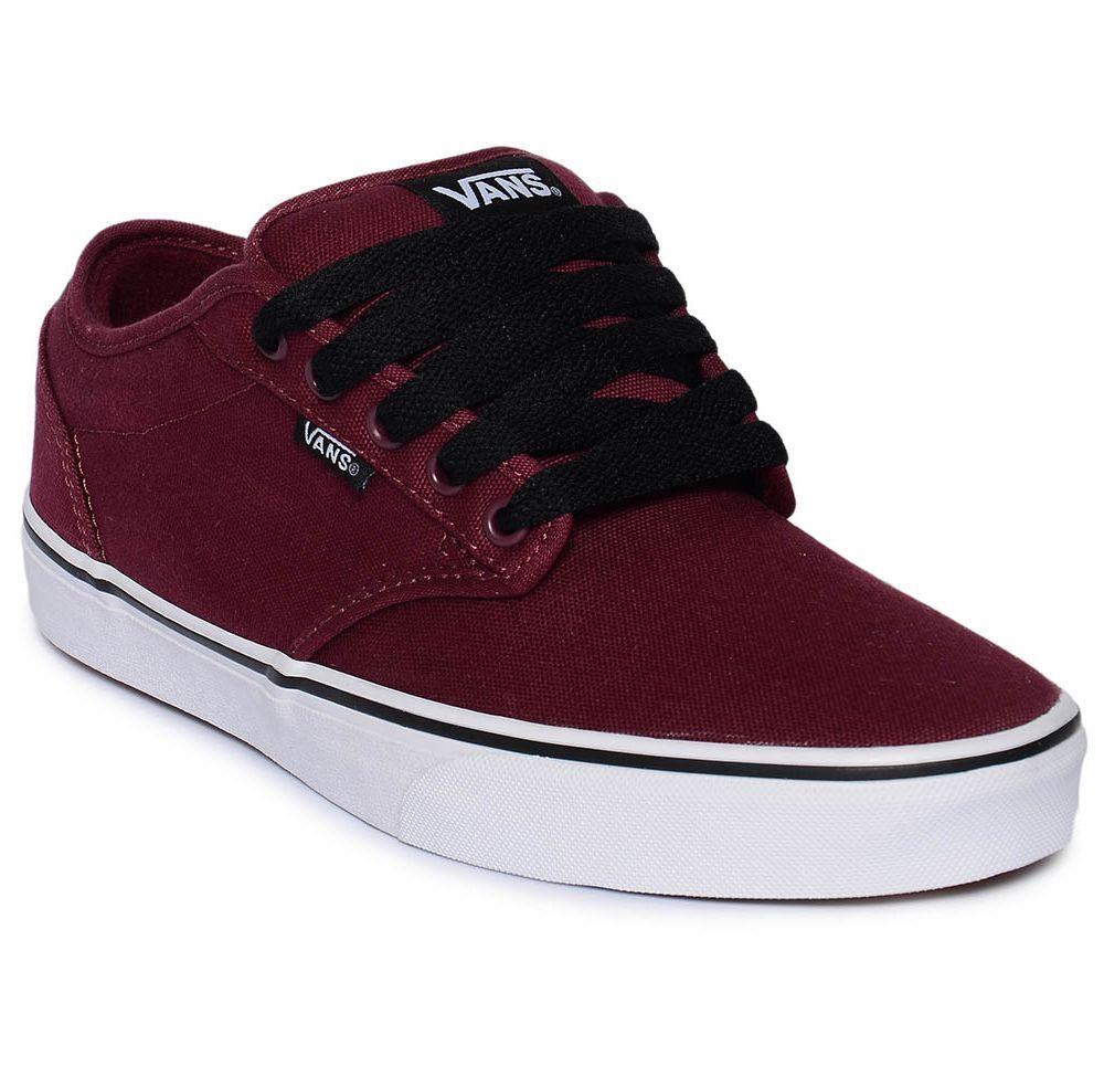 Tênis Vans Atwood - Vinho   Kanui   Closet   Shoes, Sneakers e Vans ... afa60c101c