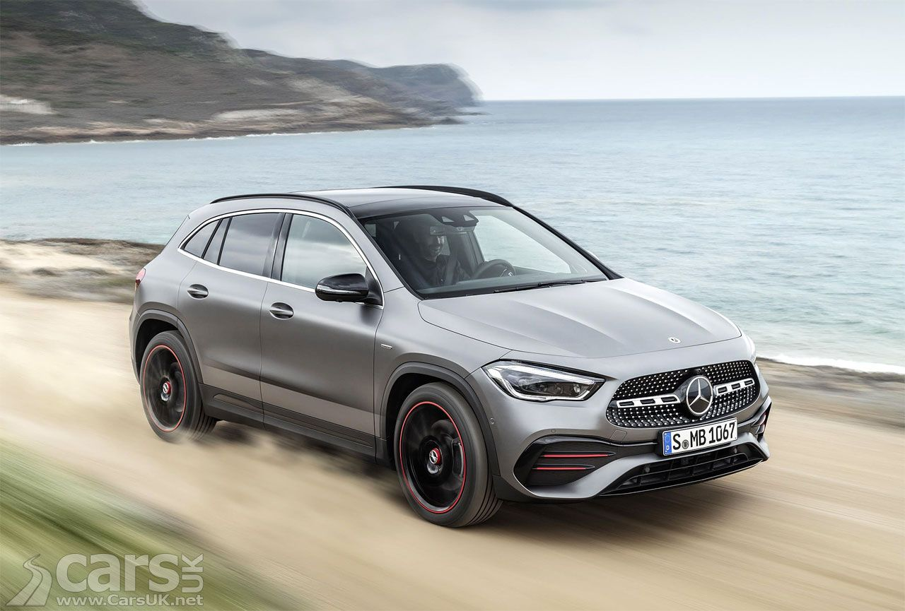 2020 Mercedes Gla Mercedes Newest Smallest Suv Priced For The