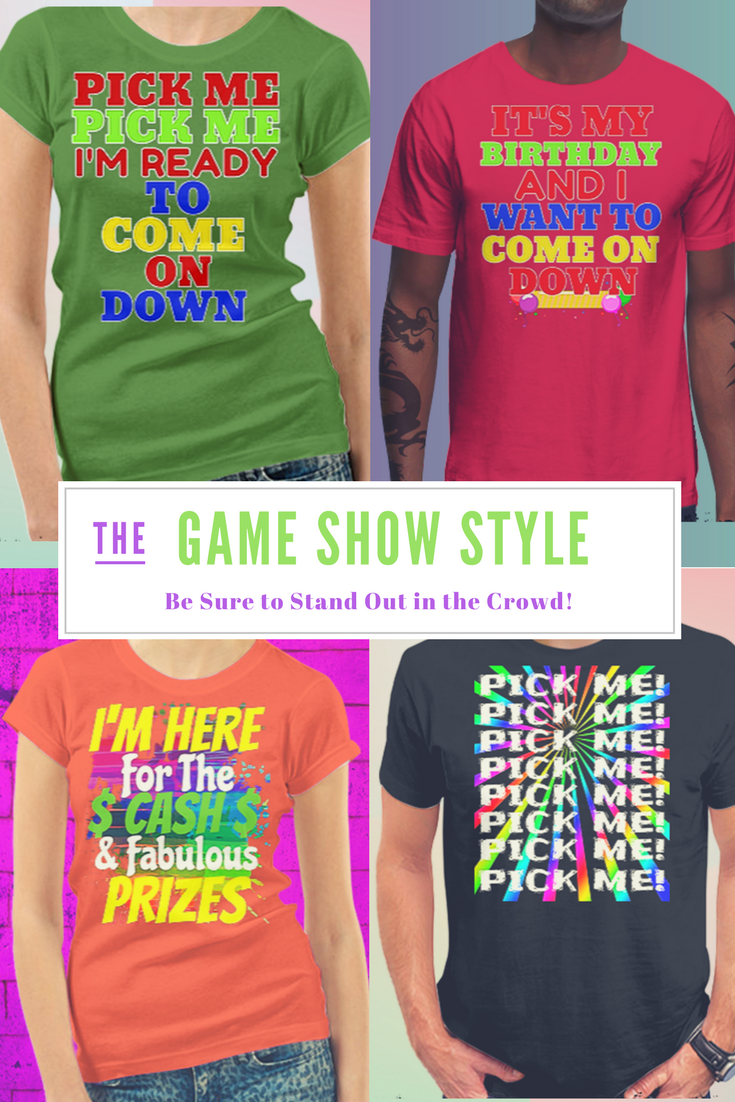 7048c463 Looking for unique t-shirt to wear on The Price Is Right Game Show? Check  out a few of our latest designs. @etsy #thepriceisright #gameshow  #contestant