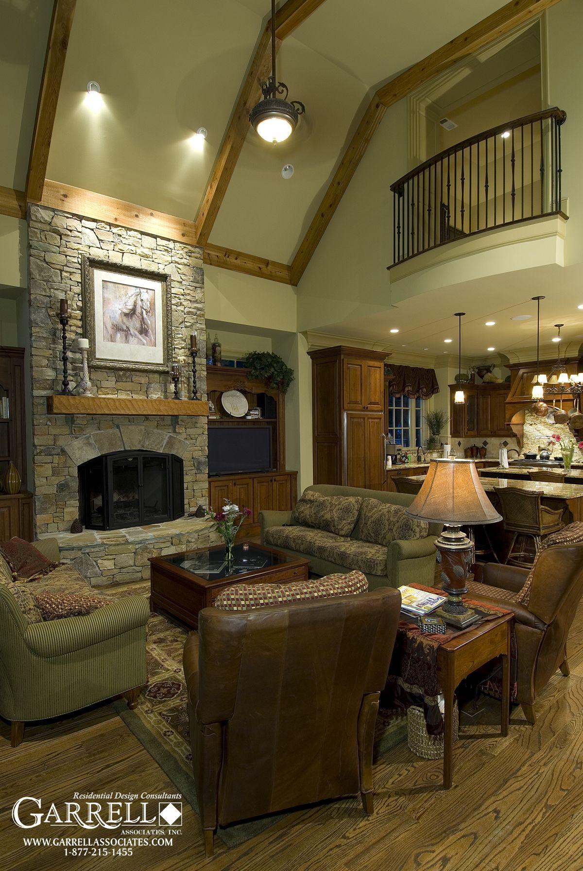 Havenhurst 11138 Keeping Room Luxury House Plans