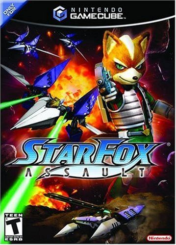 Star Fox Assault Gamecube For Sale