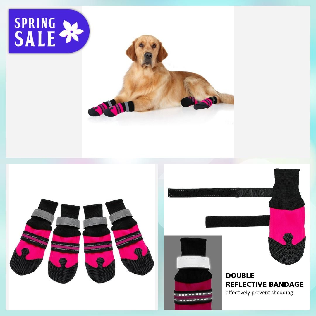 Dog boots, Paw protector, Pet paws