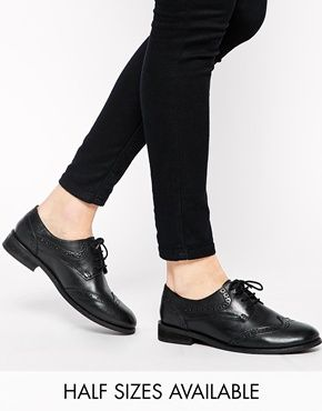 ASOS MILLIONAIRE Leather Brogues at