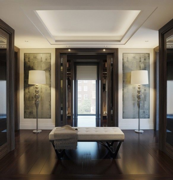 House interior design luxury residential architects for Luxury residential interior designers london