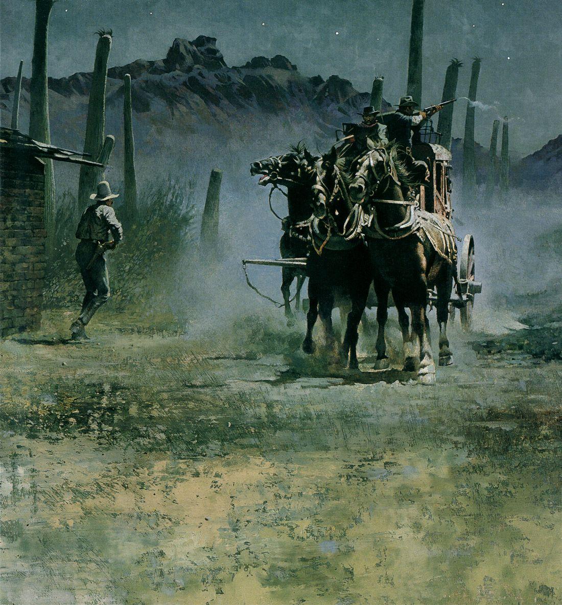 Robert E.McGinnis | Art Auction Results