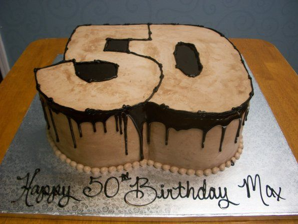 Wondrous Number 50 Shaped Birthday Cake Cake Celebration Cakes Custom Personalised Birthday Cards Sponlily Jamesorg