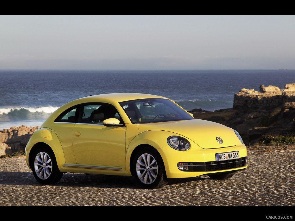 2012 Volkswagen Beetle Volkswagen New Beetle Volkswagen Beetle New Beetle