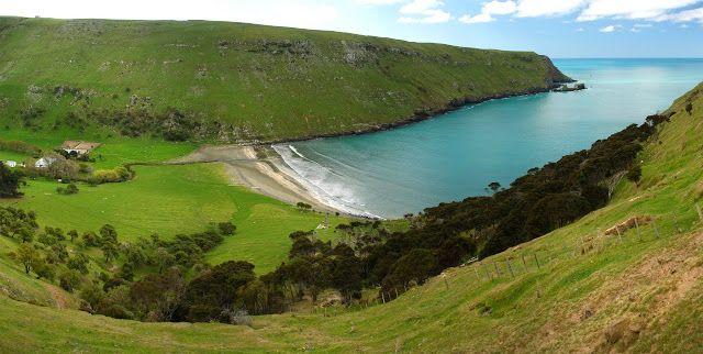 Lavericks Bay, Nova Zelândia | Um Lugar da Terra
