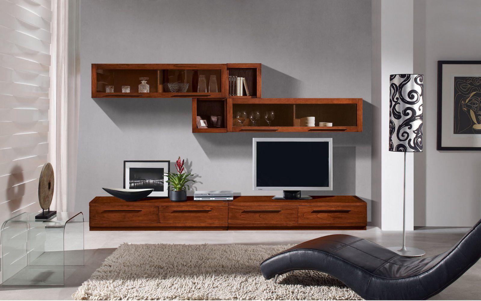 Mueble Para La Tv 07 For The Home Pinterest Tv Muebles  # Muebles Los Barrios