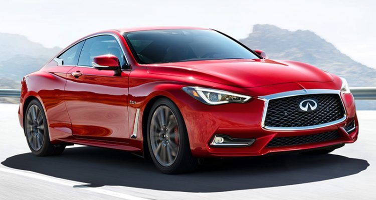 2017 Infiniti Q60 Lineup, Features, Prices