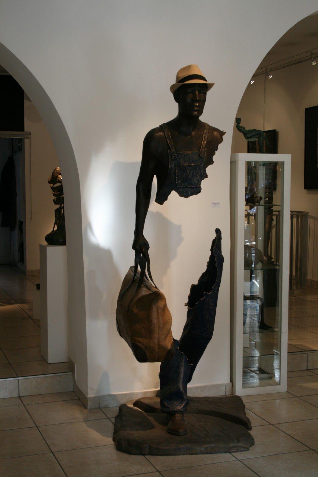 Bruno Catalano, 1960 | Symbolist / Surrealist sculptor | Public Art | Tutt'Art@ | Pittura * Scultura * Poesia * Musica |