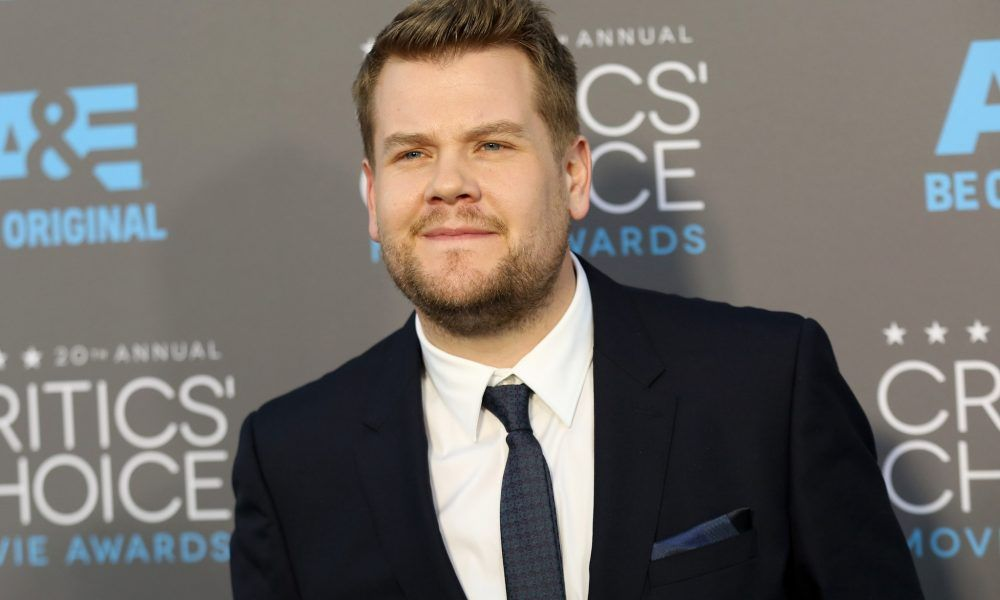 Before You Give Up On Your Dreams Just Read James Corden S