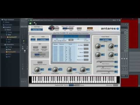 awesome Auto-Tune VST Collection 5 Plugins Antares Audio
