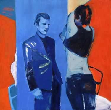 "Saatchi Online Artist Pawel Kwiatkowski; Painting, ""exceptionally"" #art"