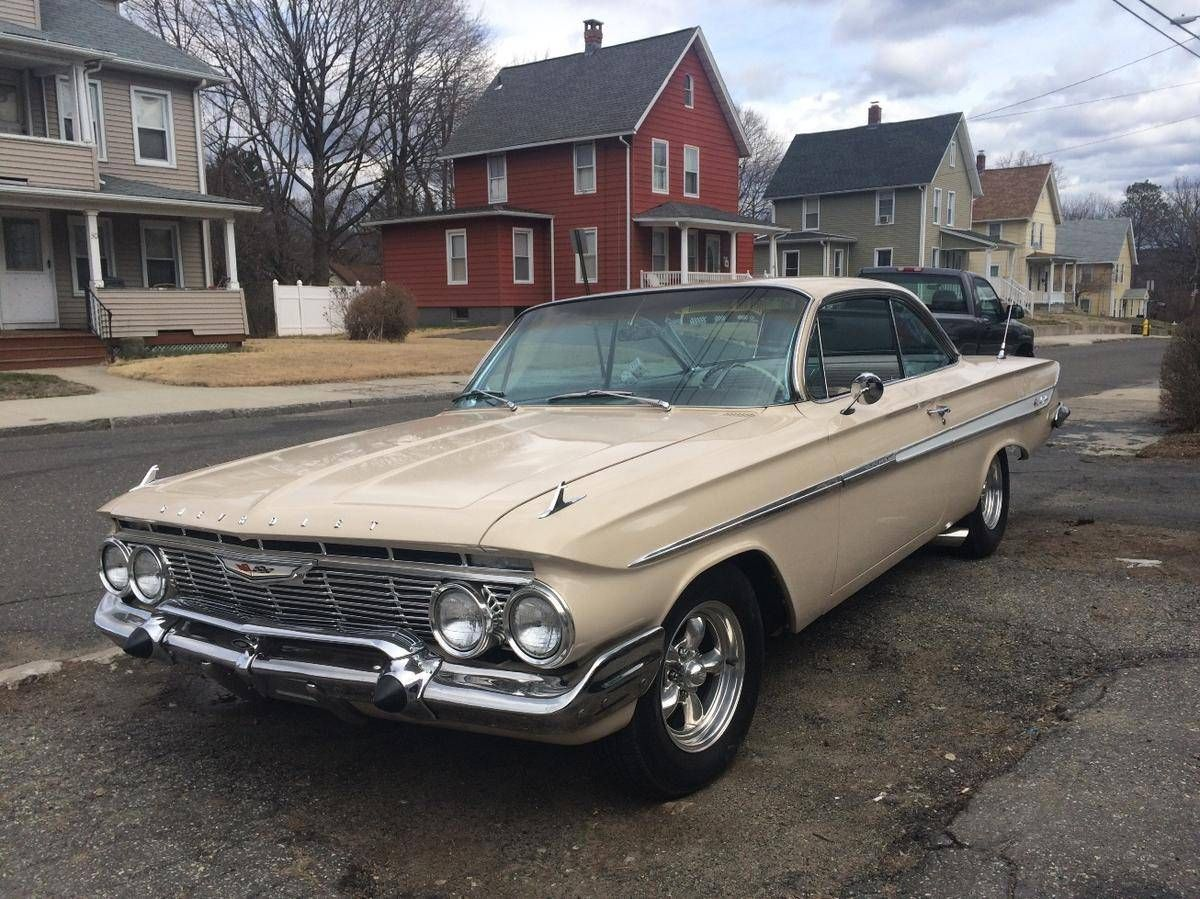 1961 chevrolet impala 409 bubble top