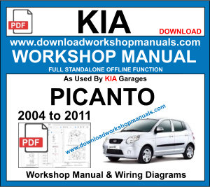 Kia Picanto Workshop Repair Manual & Wiring Diagrams ... on 3930 ford tractor parts diagrams, club car manuals and diagrams, custom stereo diagrams, car vacuum diagrams, dodge ram vacuum diagrams, chevy truck diagrams, car starting system, car battery, pinout diagrams, car exhaust, car schematics, autozone repair diagrams, factory car stereo diagrams, car motors diagrams, car door lock diagram, club car manual wire diagrams, battery diagrams, car electrical, car parts diagrams, 7.3 ford diesel diagrams,