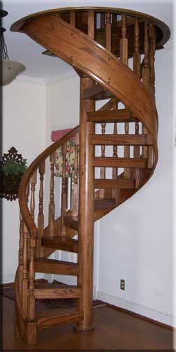 Best Wood Staircases For My Cabin Tiny House Stairs Wood 640 x 480