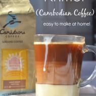 Cambodian coffee (Khmer)