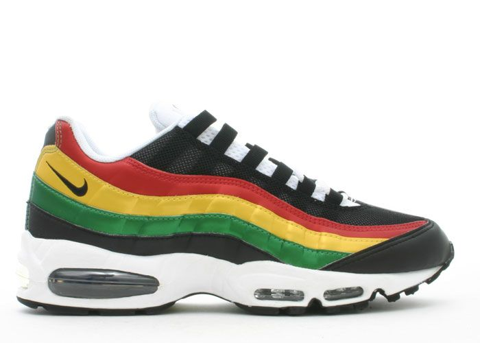 1221b3a0d7 Pin by Rona Te Pania on Rasta beauty | Nike air max, Air max 95, Air max