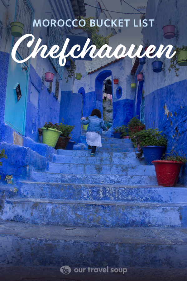 Blue City Morocco One Day Photo Guide Our Travel Soup