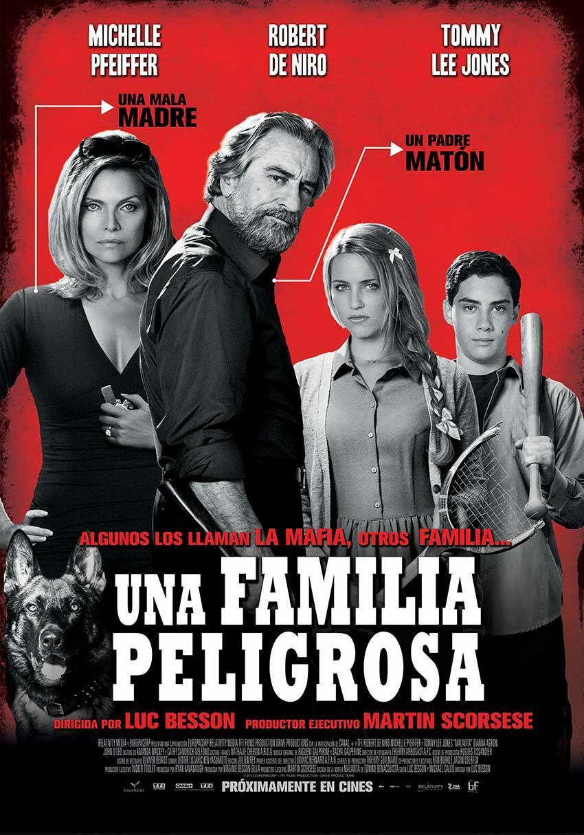 The Family 2013 Familia Peligrosa Peliculas Online Gratis Peliculas Peliculas Online