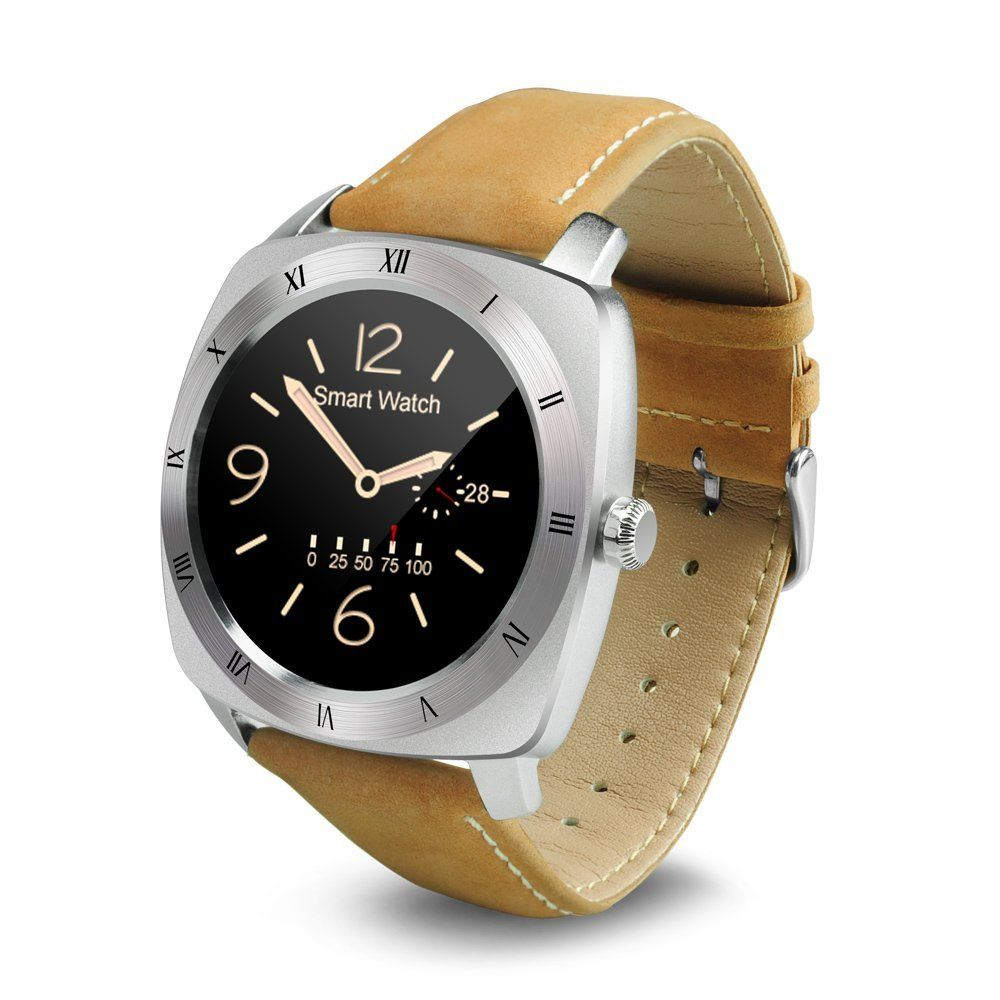 Luxsure Smart Watch Bluetooth Heart Rate Monitor Pedometer