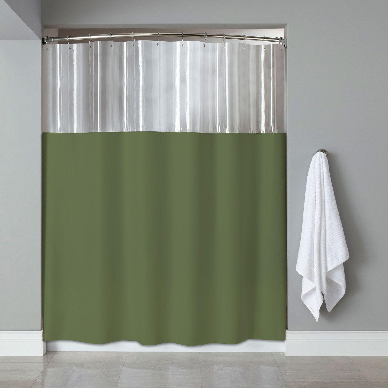 Bed bath and beyond window shades  vinyl see through bath shower curtain  products  pinterest  bath