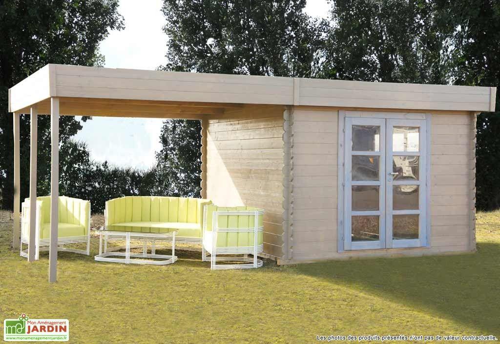 Abri jardin bois Pool House Almandara Abris jardin bois, Abri jardin et Refuges # Pool House Bois Toit Plat