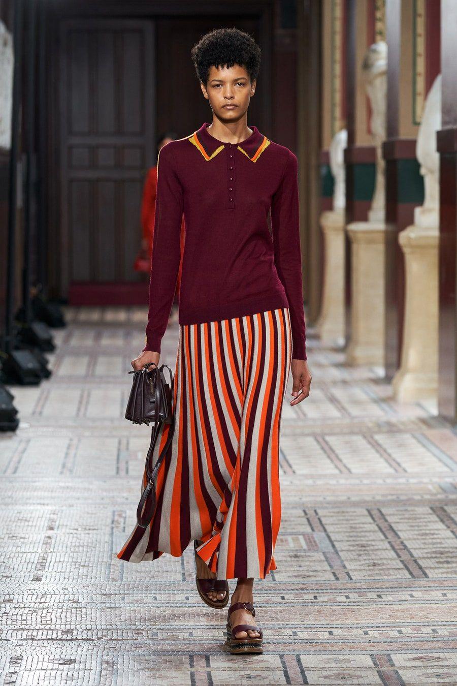 Gabriela Hearst Spring 2021 Ready-to-Wear Fashion