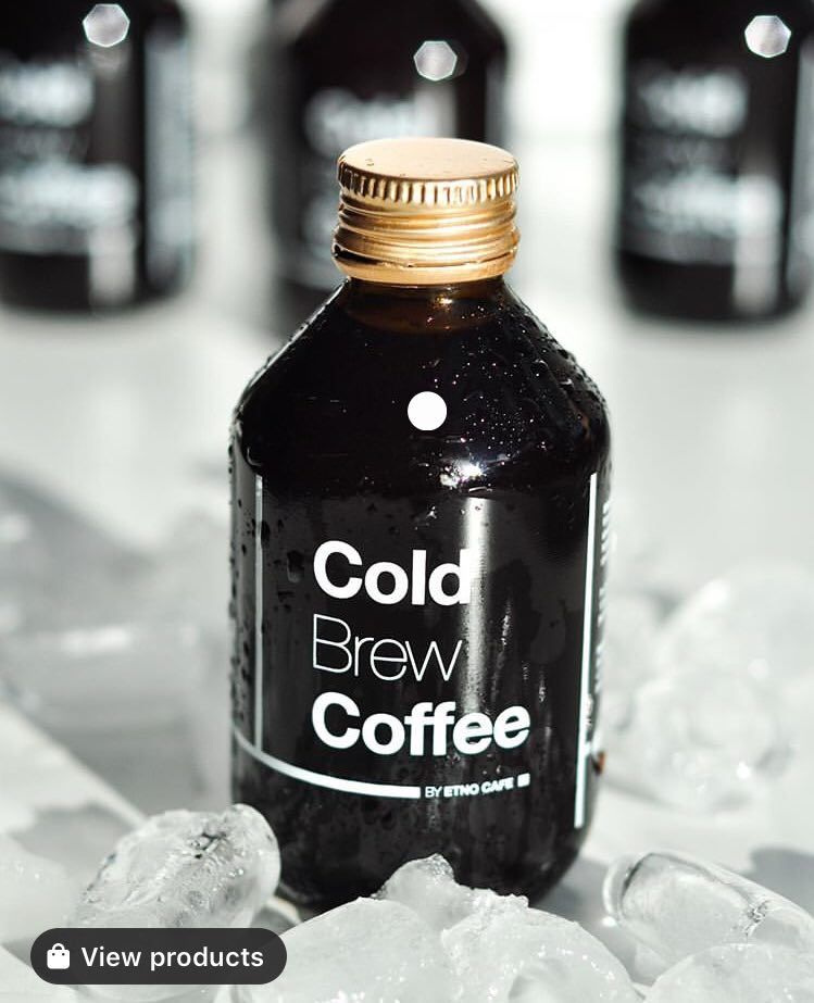 Cold Brew Coffee In 2020 Cold Brew Brewing Cold Brew Coffee