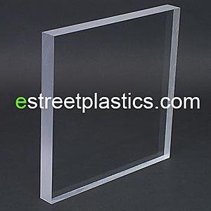 1 Thick 12 X 24 Clear Cast Acrylic Plexiglass Sheet Plexiglass Sheets Plexiglass Clear Acrylic