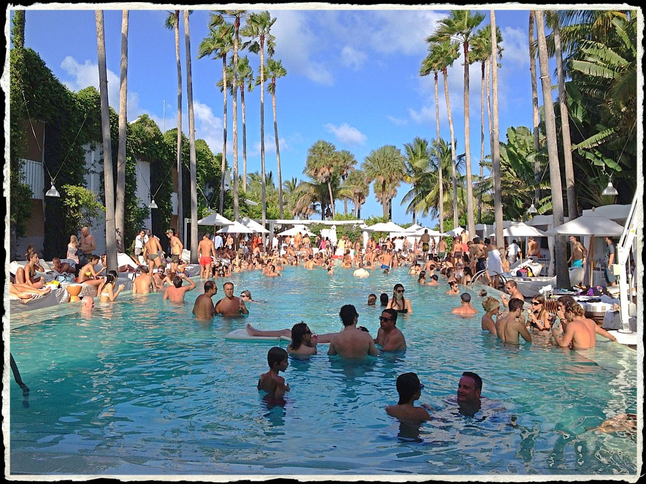 Delano Pool Day  Hotel Pool, Pool Days, Best Hotels-6310